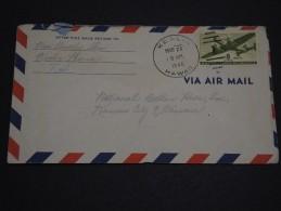 HAWAI – Env Pour Les USA – 1946/47 – Détaillons Collection - A Voir – Lot N° 17208 - Hawaii