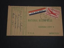 HAWAI – Env Pour Les USA – 1946/47 – Détaillons Collection - A Voir – Lot N° 17211 - Hawaï