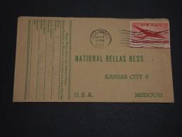 HAWAI – Env Pour Les USA – 1946/47 – Détaillons Collection - A Voir – Lot N° 17212 - Hawaï