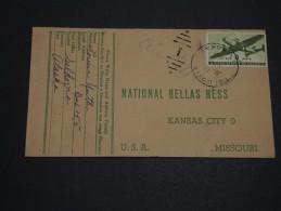 HAWAI – Env Pour Les USA – 1946/47 – Détaillons Collection - A Voir – Lot N° 17214 - Hawaï