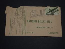HAWAI – Env Pour Les USA – 1946/47 – Détaillons Collection - A Voir – Lot N° 17215 - Hawaii