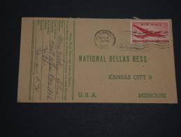 HAWAI – Env Pour Les USA – 1946/47 – Détaillons Collection - A Voir – Lot N° 17217 - Hawaï