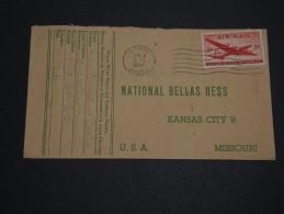 HAWAI – Env Pour Les USA – 1946/47 – Détaillons Collection - A Voir – Lot N° 17218 - Hawaï