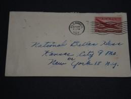 HAWAI – Env Pour Les USA – 1946/47 – Détaillons Collection - A Voir – Lot N° 17220 - Hawaï