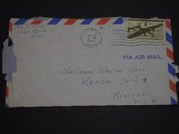 HAWAI – Env Pour Les USA – 1946/47 – Détaillons Collection - A Voir – Lot N° 17221 - Hawaï