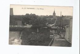 LE VAUDREUIL 57 LES ECLUSES - Le Vaudreuil