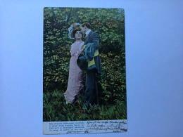 Carte Postale - Fantaisie - So Jung, So Schön - Couples