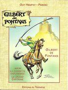 BD BANDE DESSINEE PRESSE JEUNESSE GILBERT DE PONTANS EDITIONS DU TRIOMPHE - Comics