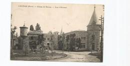 LACENAS CHATEAU DE BIONNAY  COUR D HONNEUR - France
