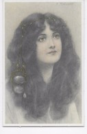 F.TOUSSAINT : Jipsy Girl - Künstlerkarten