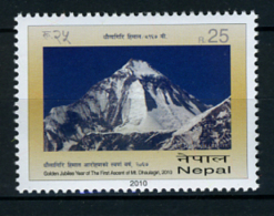 2010 - NEPAL  -  Mi.  Nr.  1000 -  NH -( **) - (K-EA-361368) - Nepal