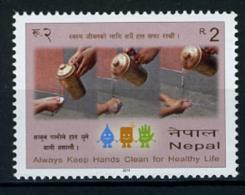 2010 - NEPAL  -  Mi.  Nr.  1010 -  NH -( **) - (K-EA-361368) - Nepal