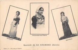 73- LA CHAMBRE- SOUVENIR DE LA CHAMBRE - Andere Gemeenten