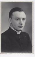 Bellegem :priester Baert? (broer Van André Baert?) (10,5x13,cm) - Kortrijk