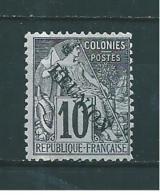 Timbre De Réunion De 1891  N°21  Neuf  Sans Gomme Cote 45€ - Nuovi