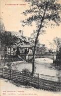 LOURDES - 65 -  Le Pont Neuf Et Le Port  - ENCH0616 - - Lourdes