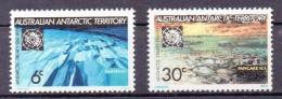 ANTARCTIQUE AUSTRALIEN    Timbres Neufs ** De 1971  ( Ref 3534 ) - Australian Antarctic Territory (AAT)