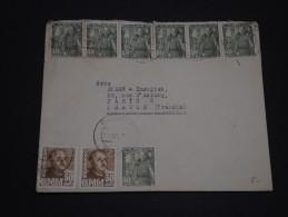 ESPAGNE – Env Pour Paris – Années Après Guerre - Détaillons Collection - A Voir - Lot N° 17262 - Cartas