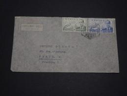 ESPAGNE – Env Pour Paris – Années Après Guerre - Détaillons Collection - A Voir - Lot N° 17264 - Cartas