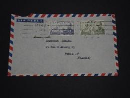 ESPAGNE – Env Pour Paris – Années Après Guerre - Détaillons Collection - A Voir - Lot N° 17442 - Cartas