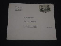 ESPAGNE – Env Pour Paris – Années Après Guerre - Détaillons Collection - A Voir - Lot N° 17265 - Cartas
