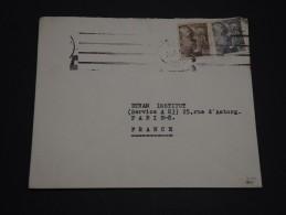 ESPAGNE – Env Pour Paris – Années Après Guerre - Détaillons Collection - A Voir - Lot N° 17266 - Cartas