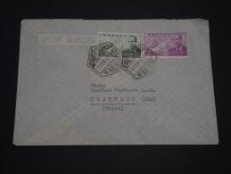 ESPAGNE – Env Pour Paris – Années Après Guerre - Détaillons Collection - A Voir - Lot N° 17268 - Cartas