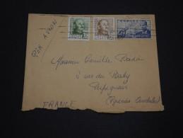 ESPAGNE – Env Pour Paris – Années Après Guerre - Détaillons Collection - A Voir - Lot N° 17270 - Cartas