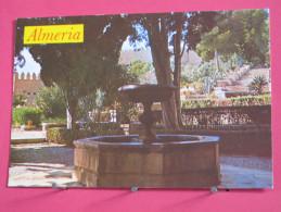Espagne - Almeria - Alcazaba - Jardines - Beaux Timbres 1984 - Scans Recto-verso - Almería