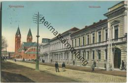 Nyiregyhaza - Törvenyszek - Hongarije
