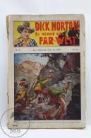 Spanish Edition 1930's Dick Norton The Far West Hero Nº 2 - 16 Pages - Libros, Revistas, Cómics