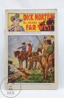 Spanish Edition 1930's Dick Norton The Far West Hero Nº 46 - 16 Pages - Libros, Revistas, Cómics