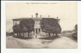 52 - Haute Marne - Pressigny - La Mairie - - Frankreich