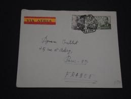 ESPAGNE – Env Pour Paris – Années Après Guerre - Détaillons Collection - A Voir - Lot N° 17272 - Cartas
