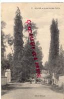17 - REAUX - AVENUE DES PONTS - ECRITE A MLLE LYS VILLA NELLY RONCE LES BAINS -1912 - France