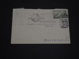 ESPAGNE – Env Pour Paris – Années Après Guerre - Détaillons Collection - A Voir - Lot N° 17276 - Cartas