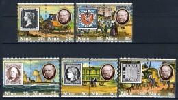 1979 - NIUE  -  Mi.  Nr.  246/255 -  NH - ( **) - (K-EA-361368.1) - Niue
