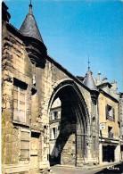 91 - CORBEIL ESSONNES : Petit Lot De 2 CPSM CPM GF (n° 6/14) La Porte Saint Spire à Deux époques Différentes - Essonne - Corbeil Essonnes