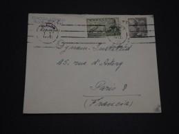 ESPAGNE – Env Pour Paris – Années Après Guerre - Détaillons Collection - A Voir - Lot N° 17278 - Cartas