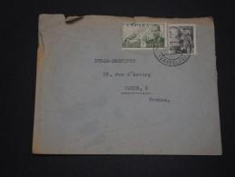 ESPAGNE – Env Pour Paris – Années Après Guerre - Détaillons Collection - A Voir - Lot N° 17279 - Cartas