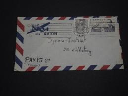 ESPAGNE – Env Pour Paris – Années Après Guerre - Détaillons Collection - A Voir - Lot N° 17280 - Cartas