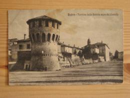 Bop3604)  Budrio - Torrione Delle Antiche Mura Del Castello - Bologna