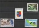 NOUVELLE CALÉDONIE Année 1988 P.A.  N°Y/T :257/260** - Poste Aérienne