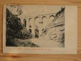Bop3611)  Ponte Gaggio - Presso Castel Del Rio - Bologna