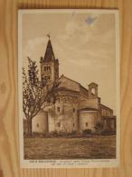 Bop3613)  Sala Bolognese - Le Absidi Della Chiesa Monimentale - Bologna