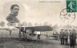 65Or   Aviation Kulhing Sur Monoplan Avion Bleriot - Flieger