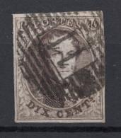 N° 10 Margé Perception 11 AYWAILLE - 1858-1862 Medallones (9/12)