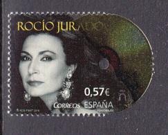 SPAIN ESPAGNE ESPAÑA 2016 SINGER ROCIO JURADO. MUSIC - 1931-Heute: 2. Rep. - ... Juan Carlos I