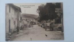 Carte Postale De St Bonnet Des Quarts - Otros Municipios