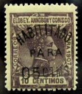 Elobey 50E ** - Elobey, Annobon & Corisco